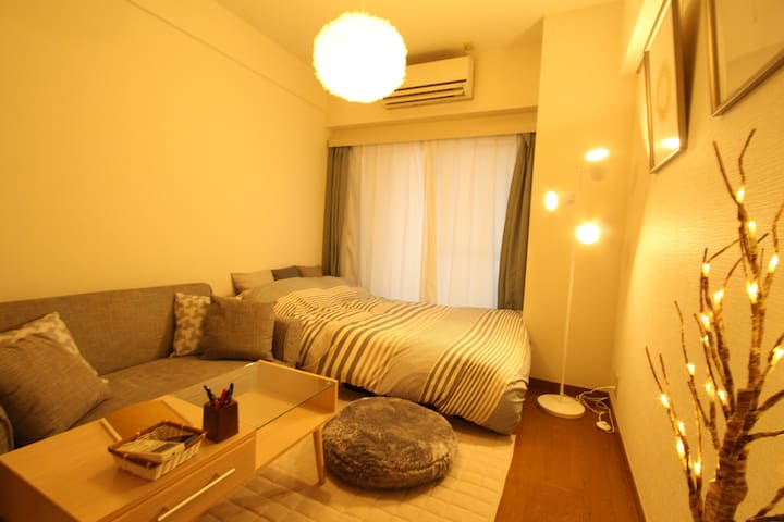 SHINJUKU station 7min Best Location&modern Room★