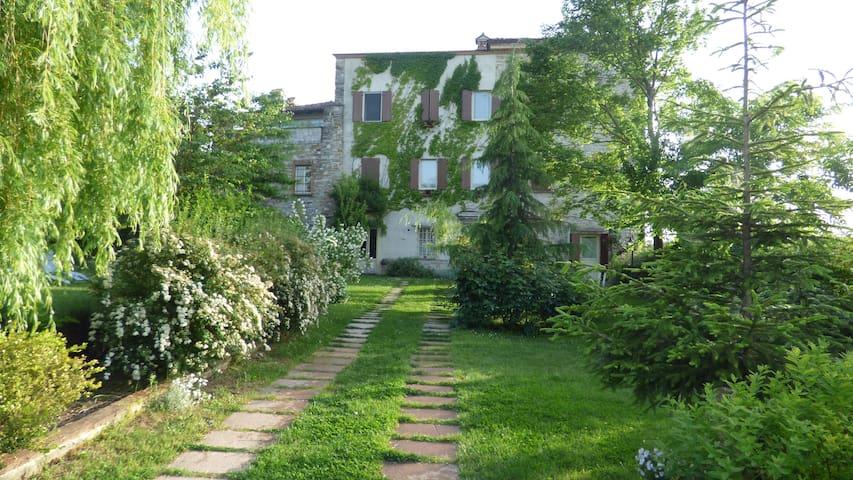 Appartamento in Casale del 1400 - Rallio - อพาร์ทเมนท์