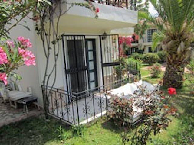 One bedroom garden apartment, Kalkan/Kalamar - Kalkan Belediyesi - อพาร์ทเมนท์