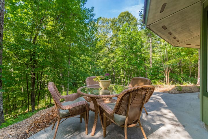 💠Sanctuary 🌳 Forest 🆒Vibe🔥Fire Pit 🍔BBQ Grill