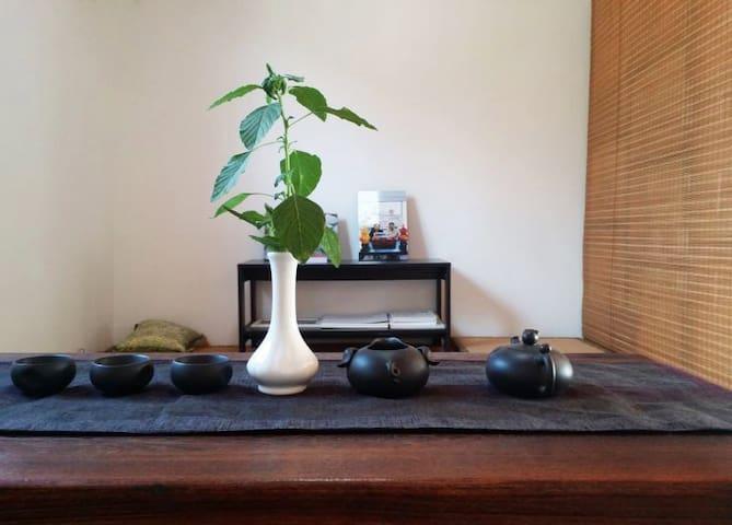 十颗树•龙骨山屋 - Beijing - Bungalou
