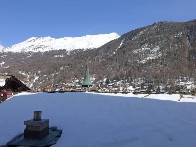 Ferienwohnung im Mehrfamilienhaus Im Hof in Zermatt