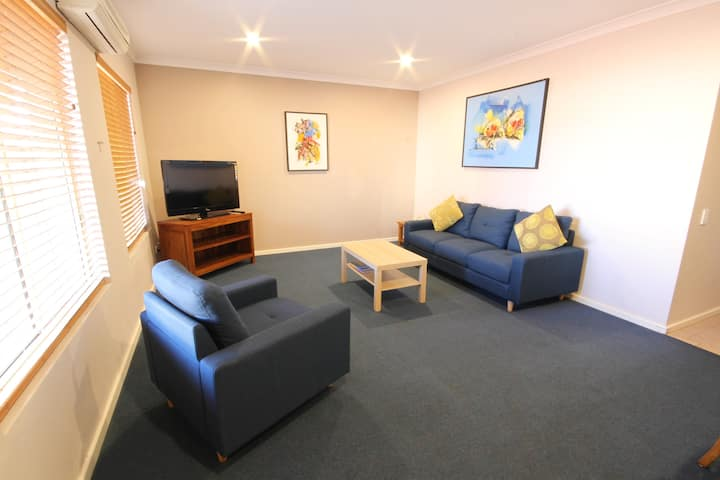 Serviced Two Bedroom Apartment No Cleaning Fee