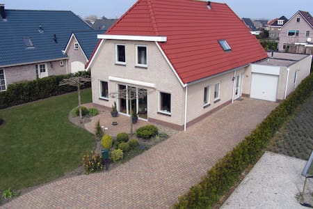 Luxe prive kamer vrijstaande villa - Lelystad - Villa
