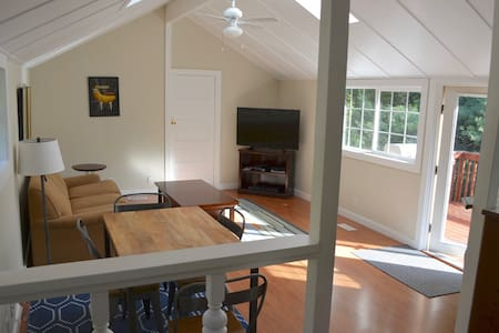 Sunny and Private 1 Bd Cottage - Kentfield - Chambres d'hôtes