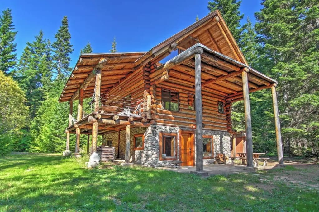 2br easton cabin 1 hour from seattle cabins for rent for Washington state cabins for rent