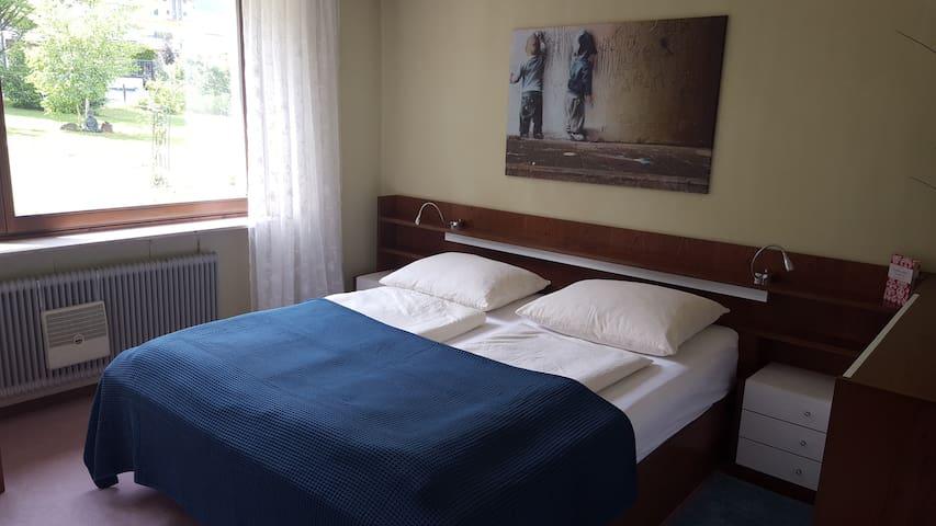 Schlafzimmer   sleeping rom