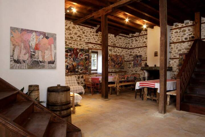 Art House Smolyan, Bulgaria,