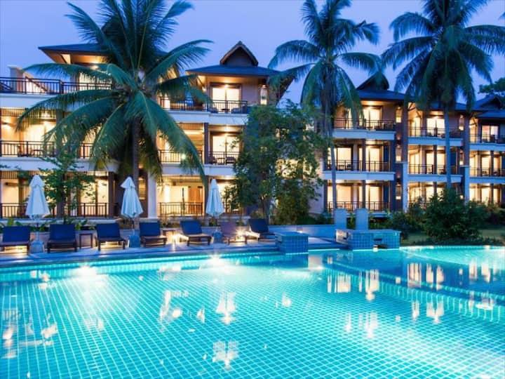 Koh Phangan Family Room (69 sqm) 2 Bed rooms