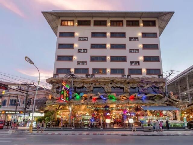 Tiger Complex Hotel - Phuket - Loft