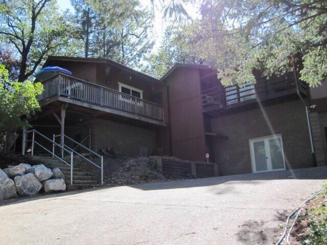 Great shasta lake home