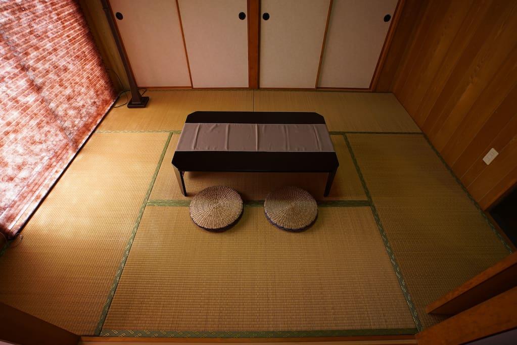 """和室 -Japanese style room """"Washitsu""""-"""