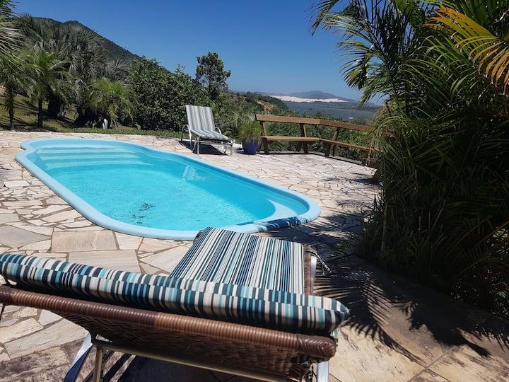 Suíte Praia do Rosa Ibiraquera 3