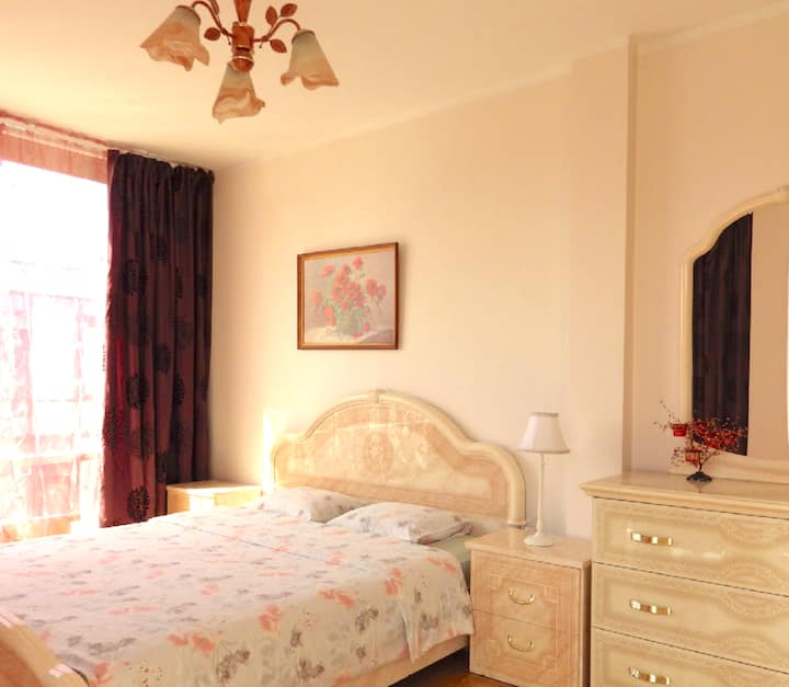 Fabulous Location Apartment with free parking