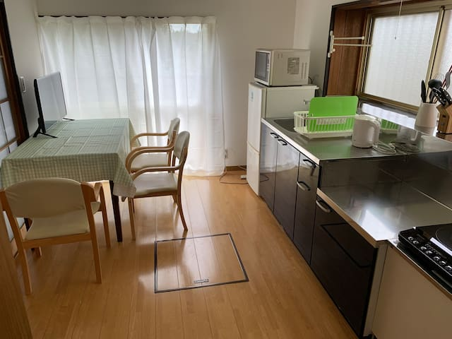 whole house at noda-shi 3BR for 6ppl