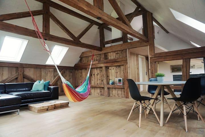 Bitzi – Ferienwohnung mit Aussicht in Appenzell