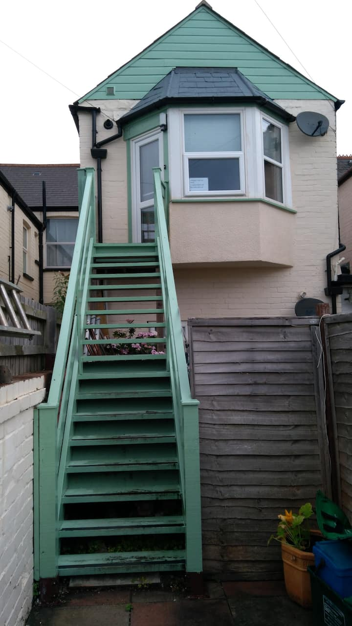 Self contained flat ideal for family holidays