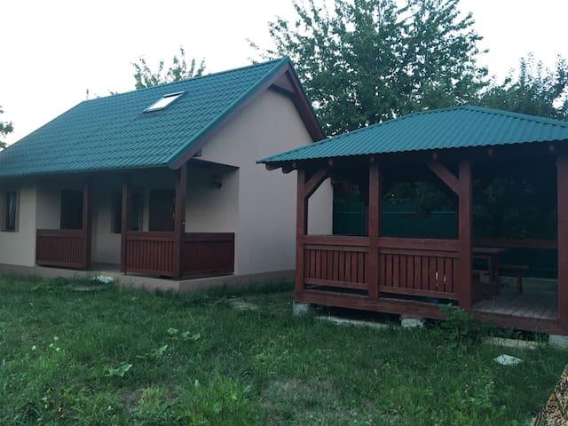 Уютный загородный домик для отдыха - Корытняны - 一軒家