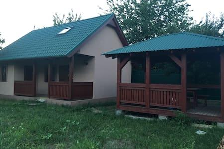 Уютный загородный домик для отдыха - Корытняны