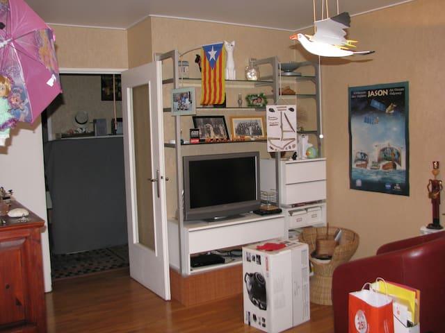 Appartement  T3 - Castanet-Tolosan - Lägenhet