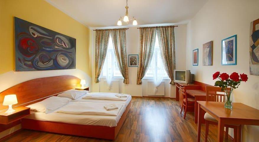 Das zentral gelegene Appartement für 2 Personen