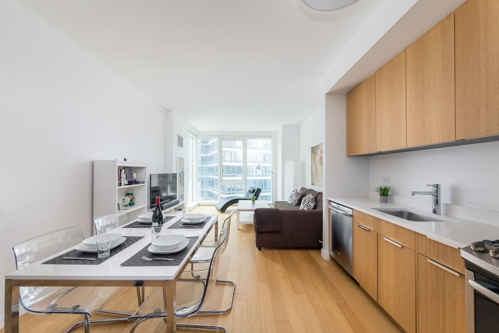 Wonderful one bedroom apartment in the best location!