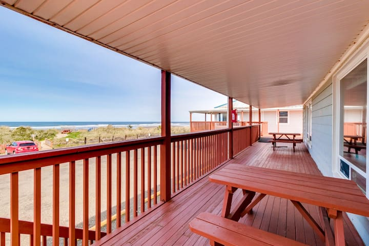 Dog-friendly, waterfront condo w/ ocean views & nearby beach access!