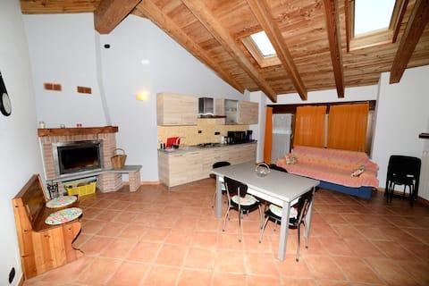Rustic Mountain Apartment