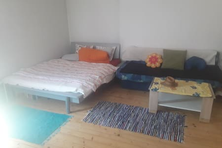 Wohnung im Ortskern im Corona freien Kirchberg