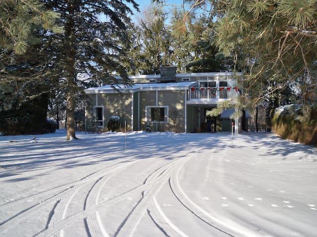 Parfait pour la saison de ski - Bromont - Casa