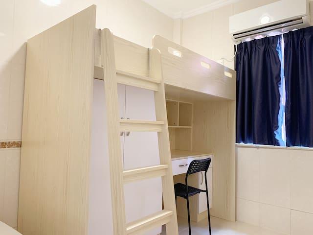 市中心學生宿舍 (獨立房間配洗手間)