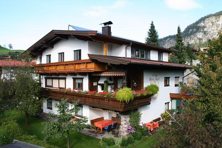 Holiday apartment at the lake in Thiersee Tirol see, Tirol, Austria