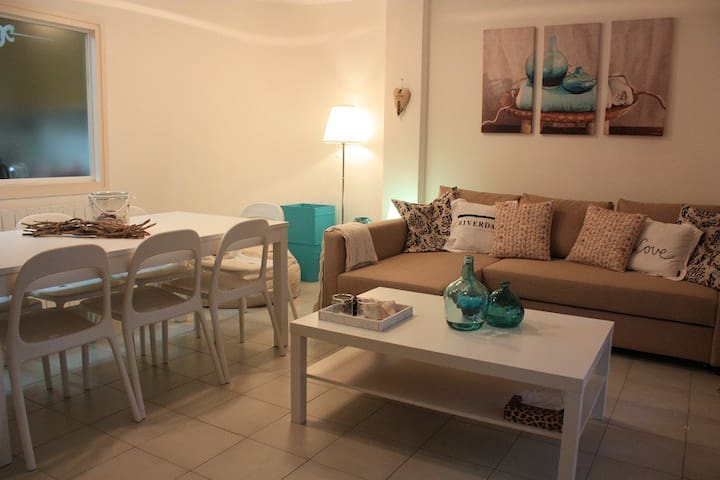 Apartment 6 pers. Platja d'Aro