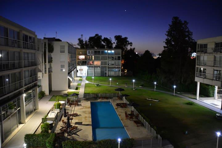 FerPilar Suite,la mejor vista y ubicación en Pilar