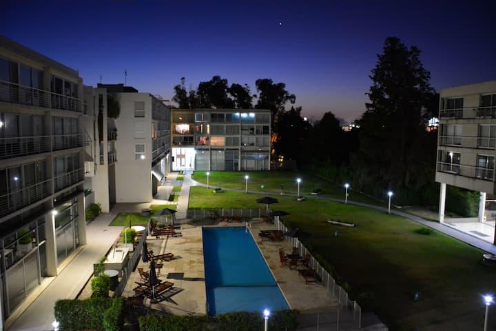 FerPilar Suite, ciudad & aire libre