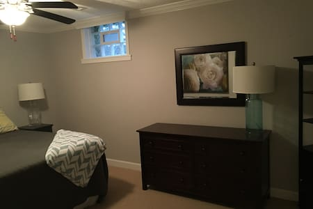One bedroom suite in the country - Zionsville - Haus