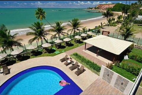 Flat Nord Luxxor Tabatinga Hotel. Conde - PB
