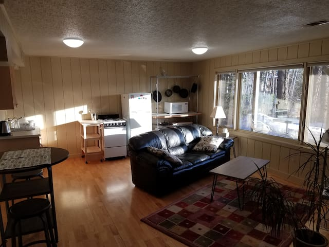 Cozy apartment with private entrance - Whitefish - Casa