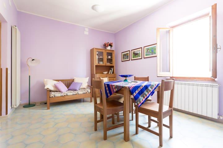 STACCA LA SPINA: tutta l'Umbria ai tuoi piedi1 - Marsciano - Apartemen