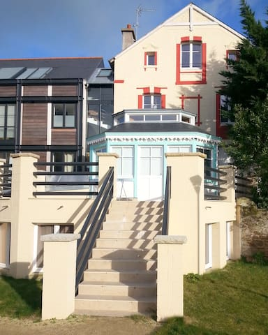 Appartement neuf à côté de la plage - Saint-Lunaire - Lejlighed