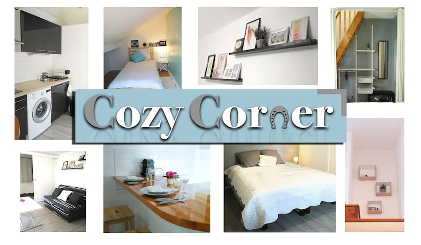 Cozy Corner - Chantilly - Byt
