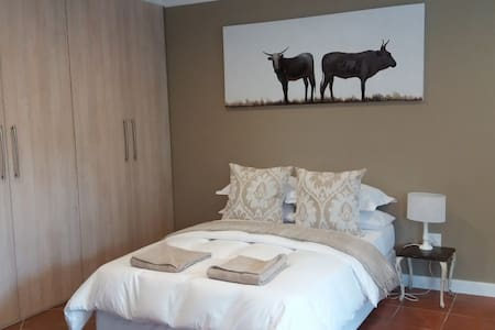 New self catering,wine & MTB routes - Kaapstad - Zomerhuis/Cottage
