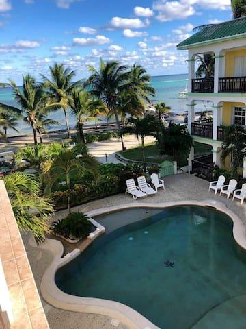 Oasis Del Caribe #12 Beach Condo in Prime Location