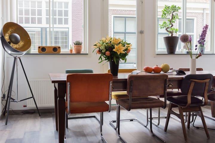 Leiden City Centre Apartment - Top Location