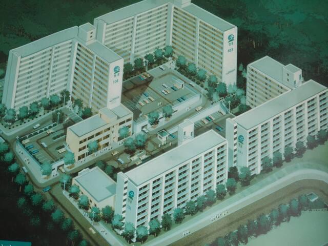 Chungsol Apartment