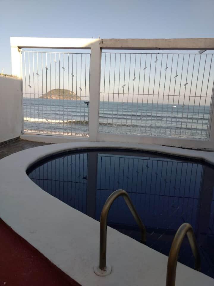 Vacaciones a la orilla del mar, Bienvenidos!!!
