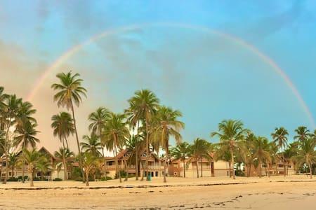 Feet in the Ocean Punta Cana