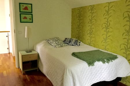 Room with private bathroom - Lahti - Aamiaismajoitus