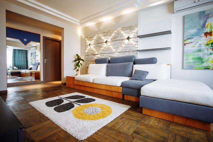 Luxury Apartment in Botanica, Chisinau