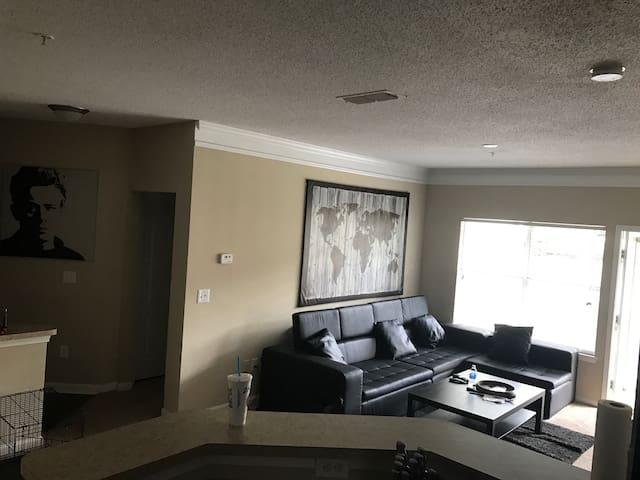 LOVELY HOME IN SANDY SPRINGS️ - Atlanta - Apartamento